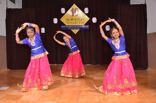 DHAN Karunai Illam school celebrates 10th year anniversary!